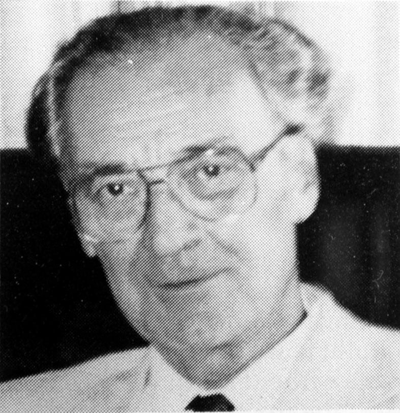 Graeme Marshall