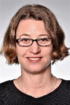 Sarah Henderson – ICC Programme Coordinator