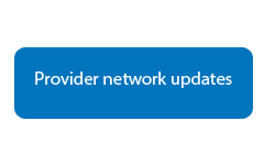 Provider network updates