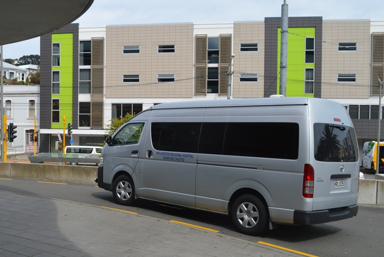 Transport between our hospitals | CCDHB