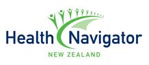 Health navigator NZ logo